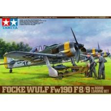 Focke-Wulf Fw190 F8/9 w/Bomb Loading Set