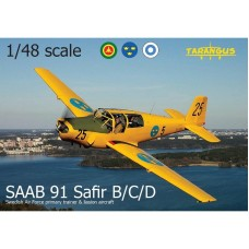 SAAB 91 Safir B/C/D