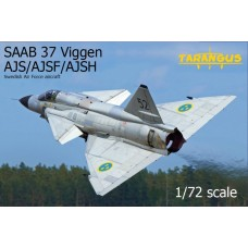 Saab 37 Viggen AJS/AJSF/AJSH Swedish Air Force Fighter