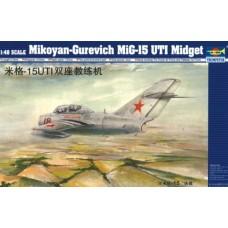 Mikoyan-Gurevich MiG-15 UTI Midget