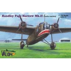 Handley Page Harrow Mk.II (Toothy marking)