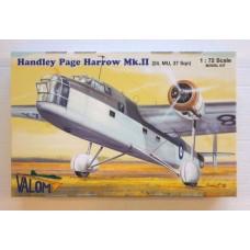 Handley Page Harrow Mk.II (24. MU, 37 Sqn)