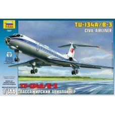 Civil Airliner TU-134A/B-3