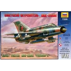 """Soviet Fighter Mig-21 Bis """"Fishbed-L"""""""