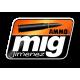 Ammo of Mig Pigmentit