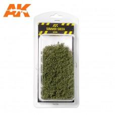 AK 8166 Summer Green Shrubberies