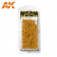 AK 8169 Autumn Yellow Shrubberies