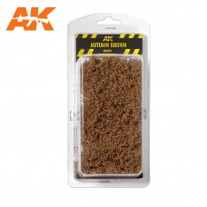 AK 8170 Autumn Brown Shrubberies