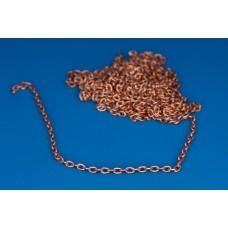 Brass Chain, L=1,9 D=1