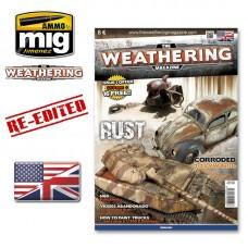 Weathering Magazine No.1 Rust
