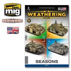 Weathering Magazine No.28 Four Seasons