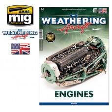 Weathering Aircraft No.3 Engines