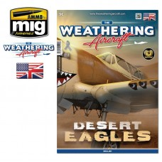 Weathering Aircraft No.9 Desert Eagles
