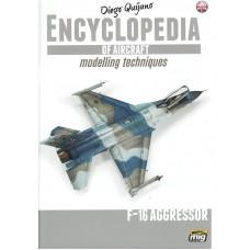Encyclopedia of Aircraft Modelling Techniques F-16 Aggressor