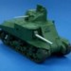 75mm L/40 & US 37mm. M3 Lee
