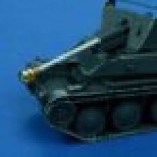 7.62cm PaK36(r) late model. Sd.Kfz.139 Marder III (1/48)