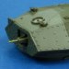 7,92mm BESA (2 piece) (1/48)
