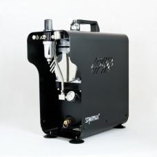 Airbrush Compressor, 40psi/60psi, TC-620X