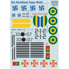 48-180 De Havilland Tiger Moth Part 2