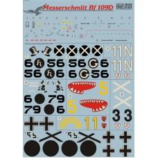 48-024 Me-109 D