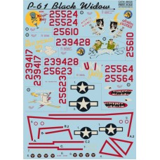 48-035 P-61  Black Widow Part 2