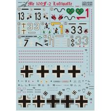48-048 Me 109 F2 Part 1