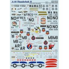 48-072 A-10 Thunderbolt II  Part 1