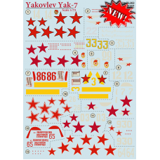 72-363 Yakovlev Yak-7