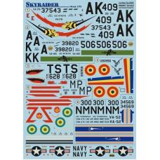 72-055 Skyraider
