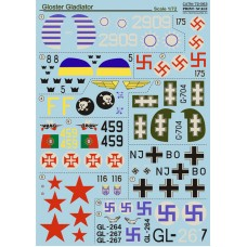 72-063 Gloster  Gladiator Part 2
