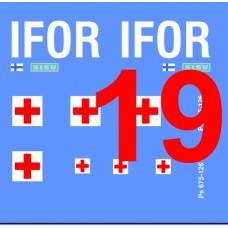 Finnish IFOR decals 1/72