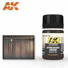 AK 012 Streaking Grime for All Vehicles