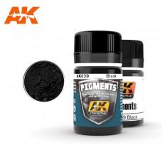 AK 039 Pigment Black