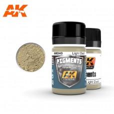AK 040 Pigment Light Dust