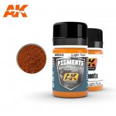 AK 044 Pigment Light Rust