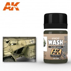AK 066 Wash for DAK Vehicles