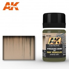 AK 067 Streaking Grime for DAK Vehicles