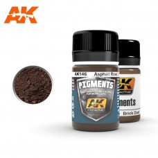 AK 146 Pigment Asphalt Road Dirt