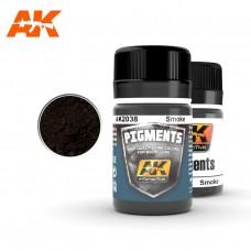 AK 2038 Pigment Smoke