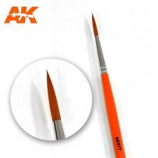 AK 577 Weathering Brush Fine Long
