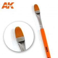 AK 579 Weathering Brush Rounded