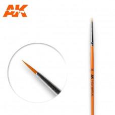 AK 600 Brush 5/0 Round