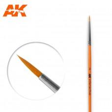 AK 604 Brush 2 Round