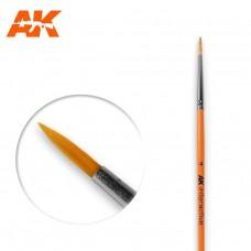 AK 605 Brush 4 Round