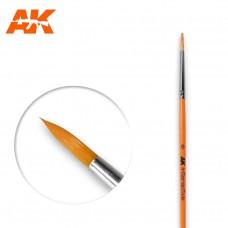AK 606 Brush 6 Round