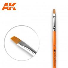 AK 610 Brush 4 Flat