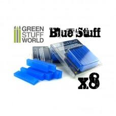 Blue Stuff 8 Bars