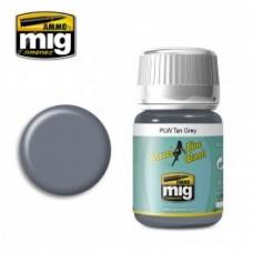 AMIG Panel Line Wash 1610 Tan Grey