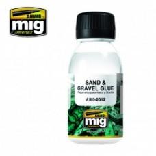 AMIG 2012 sand & Gravel Glue