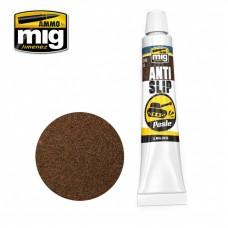 AMIG 2035 Anti Slip Paste Brown Color